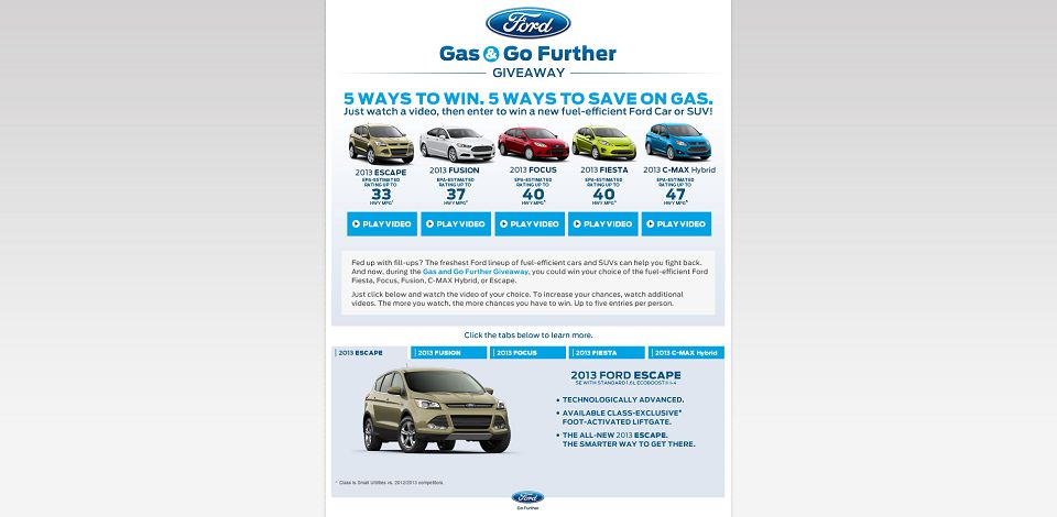 #452-Ford Gas and Go Further Giveaway-www_fordgasandgofurthergiveaway_com