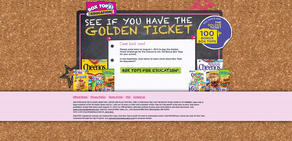#2072-Golden Ticket Challenge-www_costcogoldenticket_com