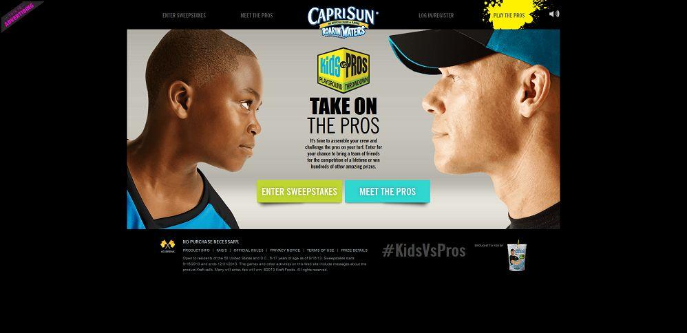 #2815-Capri Sun Kids vs Pros Challenge-www_caprisun_com_kidsvspros