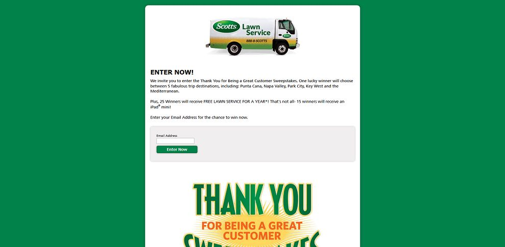 #2879-Scotts LawnService® Sweepstakes-www_slssweeps_com__b=firefox23