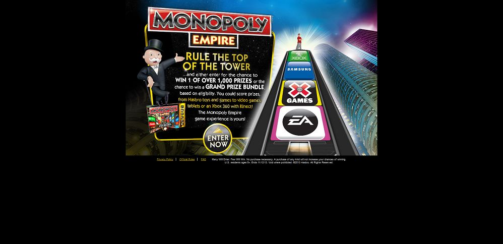 #3141-The MONOPOLY Empire Promotion-hasbro_promo_eprize_com_monopolyempire