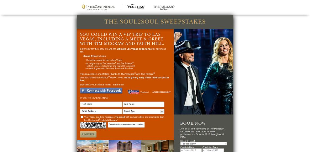 #3791-The Soul2Soul Sweepstakes-ihg_promo_eprize_com_concert