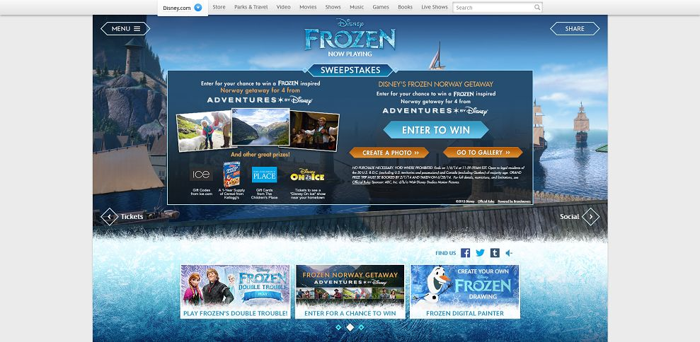 #3830-Sweepstakes I Frozen I Disney Movies-movies_disney_com_frozen_sweepstakes