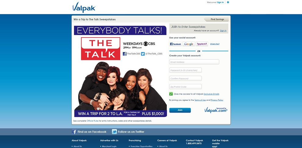 #4382-Free Printable Coupons, Local Deals and Online Promo Codes - Valpak_com-www_valpak_com_coupons_showContest_386_vpref=CBS-TheTalk-BlueEnvelope