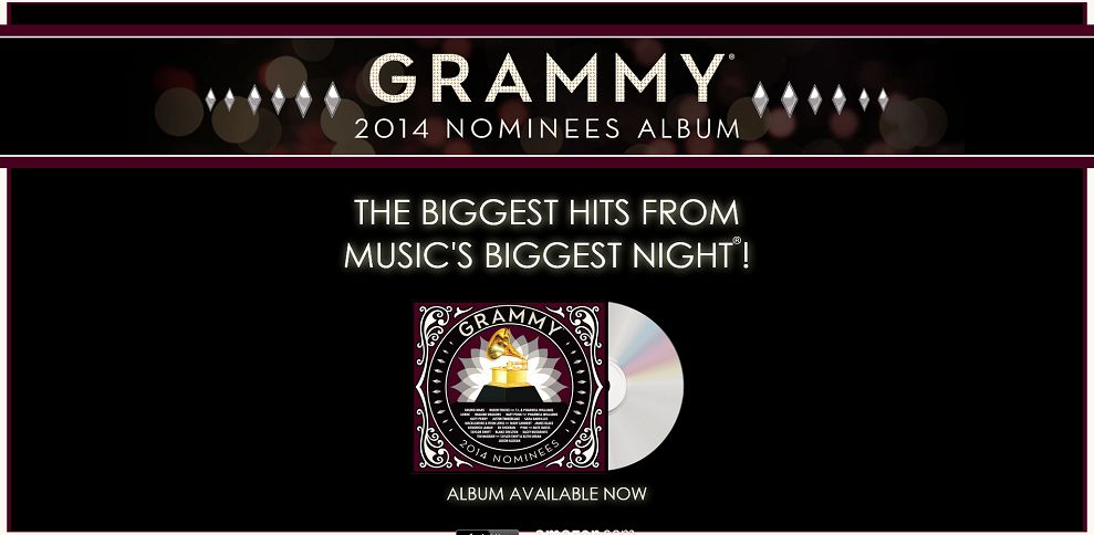 #4455-Grammy 2014 Nominees Album-2014grammyalbum_com