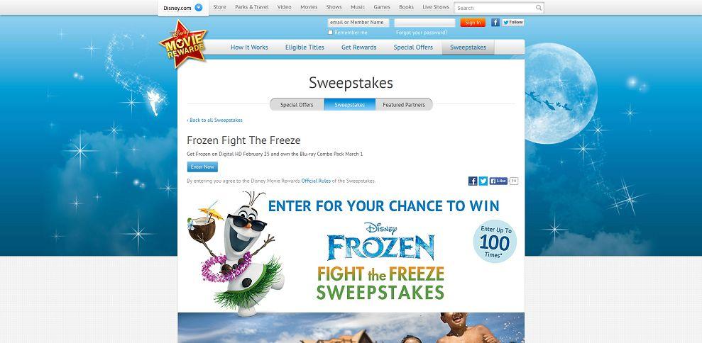 #4476-Frozen Fight The Freeze - Disney Movie Rewards-www_disneymovierewards_go_com_promotions_sweepstakes_frozensweeps