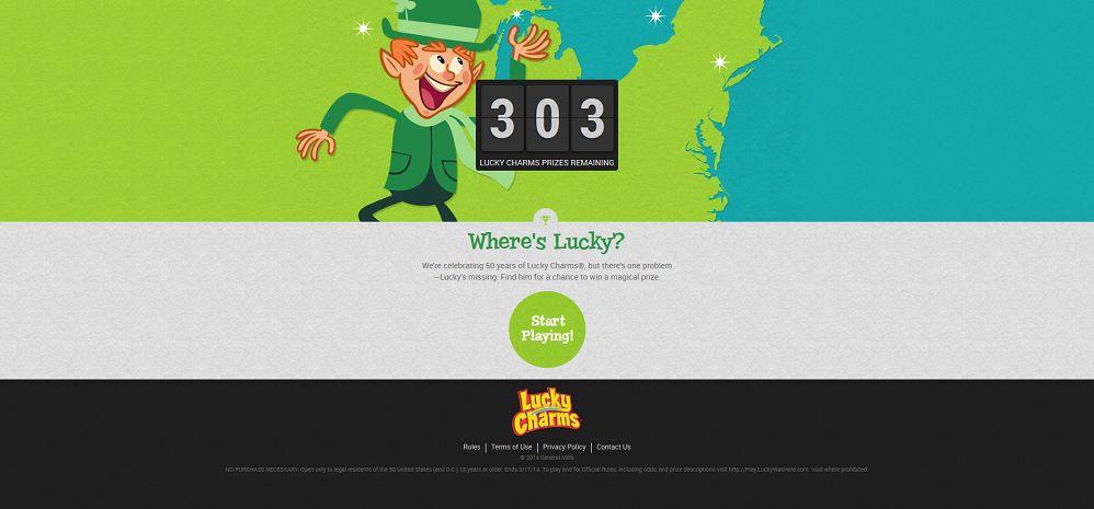 #4926-Lucky Charms-play_luckywashere_com