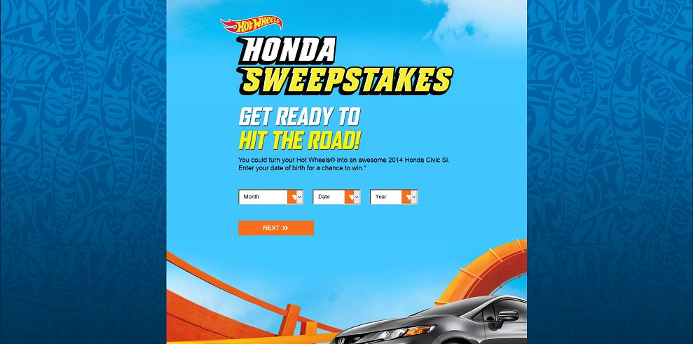 Win A Honda Sweepstakes 2014.html | Autos Post
