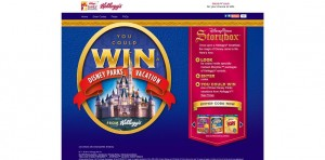 Disney Parks Vacation Sweepstakes