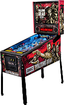 Stern-Pinball-Machine