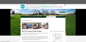HGTV's Piece of the Dream Vote And Sweepstakes