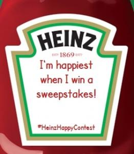 #HeinzHappyContest