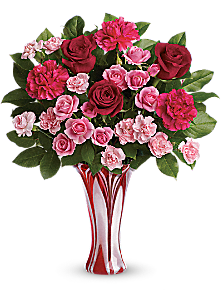 Teleflora's Swirls of Love Bouquet