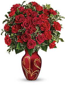 Teleflora's Hearts of Gold Bouquet