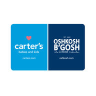 Carter's - OshKosh B'gosh Gift Card