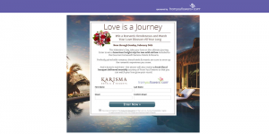 From You Flowers Love Is A Journey Sweepstakes