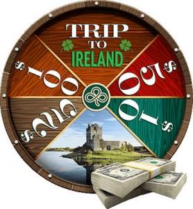 Irish to the Core wheel