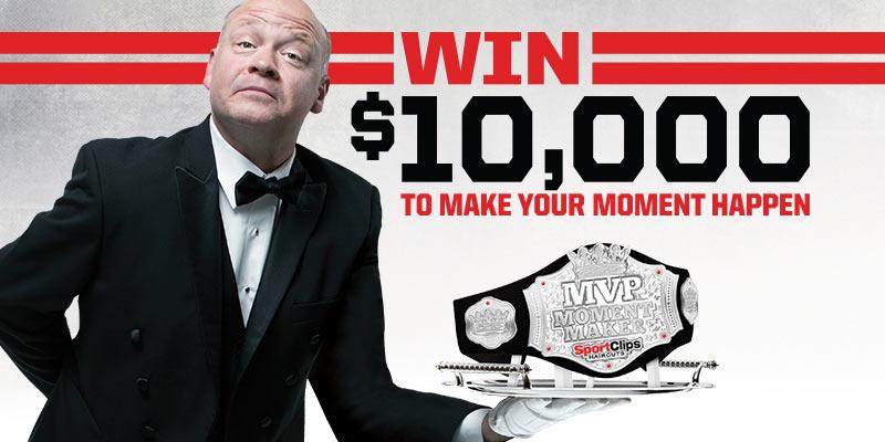 MVPMoment.com - Sport Clips MVP Moment Maker Promotion