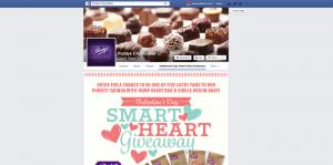Purdys Chocolatier's Valentine's Day Smart Heart Giveaway