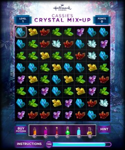 cassie's crystal mix-up game