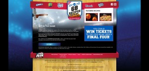 Nabisco 2015 NCAA Snack Bracket Sweepstakes