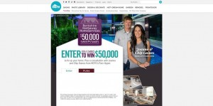 HGTV Berkshire Hathaway HomeServices $50,000 Sweepstakes (50KFixUp.com)