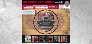 Do Game Day Right With LG Mosaic Contest lgphotocontest.com