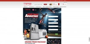 hhgregg The Ultimate Home Court Advantage Sweepstakes