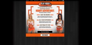 Hooters Hooky Sweepstakes