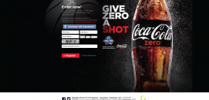 Coca-Cola 2016 NCAA Text to Win Sweepstakes at Canteen Compass