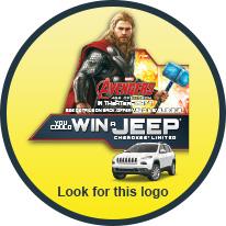 avengers code logo