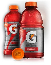 gatorade access code product