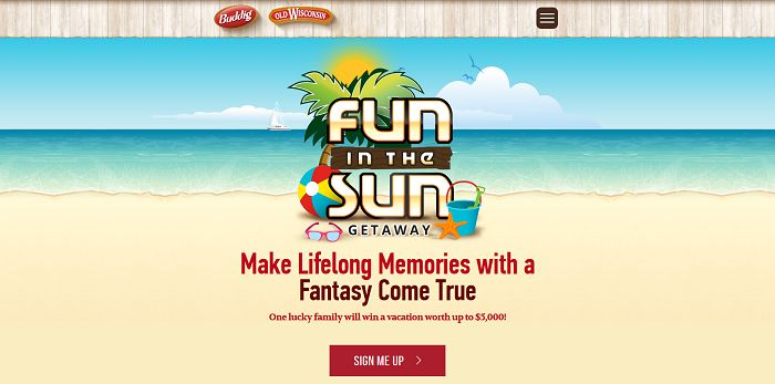 Buddig Fun In The Sun Sweepstakes