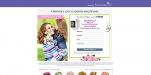 From You Flowers A Mother's Love Is Forever Sweepstakes