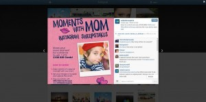 Valpak Moments With Mom Instagram Sweepstakes
