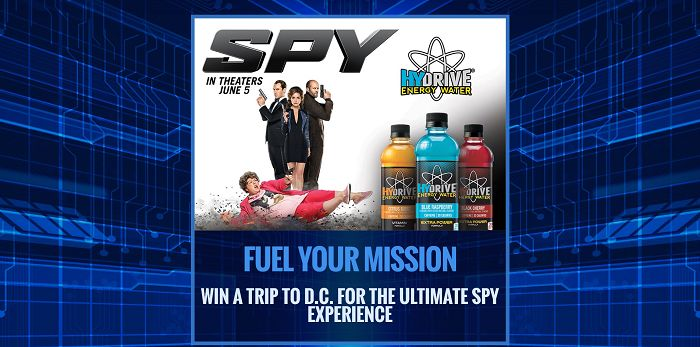 HYDRIVE Energy's Fuel Your Mission Sweepstakes