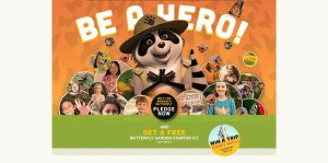 National Wildlife Federation Butterfly Heroes Disney Trip Sweepstakes