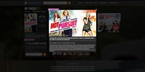 Fandango's Hot Pursuit Sweepstakes