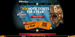 Just Born's MIKE AND IKE Win Movies For A Year Sweepstakes