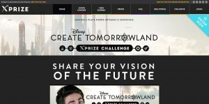 Disney's Create Tomorrowland - XPRIZE Challenge