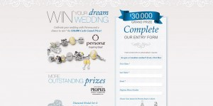 Win Your Dream Wedding Sweepstakes