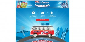 Sweet Summer Downloads Sweepstakes