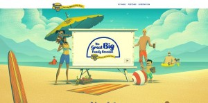 Banana Boat Great Big Family Reunion Sweepstakes