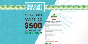 Avocados From Mexico Summer Grilling Sweepstakes