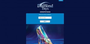 DisneyDiamondDays.com - Disneyland Diamond Days Sweepstakes