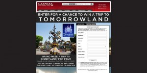 Cinemark's Tomorrowland Sweepstakes