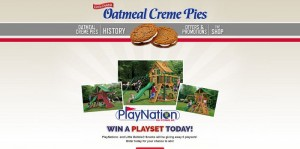 Little Debbie Oatmeal Creme Pies Giveaway