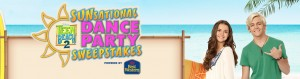 DisneyChannel.com/Beach - Teen Beach 2 Sunsational Dance Party Sweepstakes