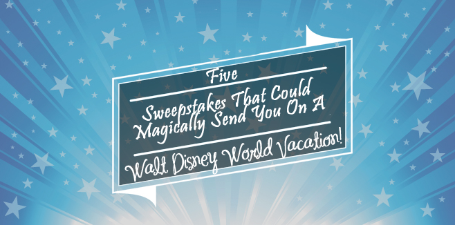 Walt Disney World Sweepstakes