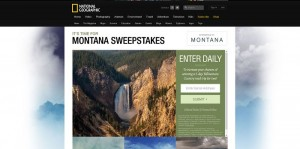 It's Time For Montana Sweepstakes